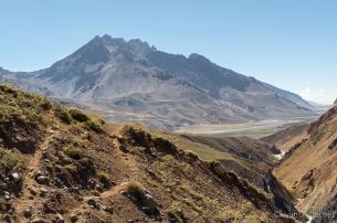 Cerro Sosneado 5169 msnm
