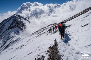 """Ascenso a """"El Plata"""" 5968 msnm"""